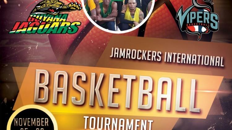 JamRockers International Basketball Tournament