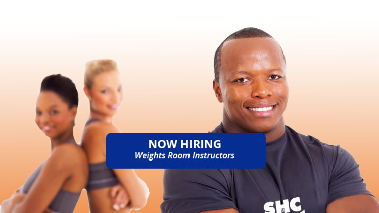 Job Opening: Weights Room Instructor